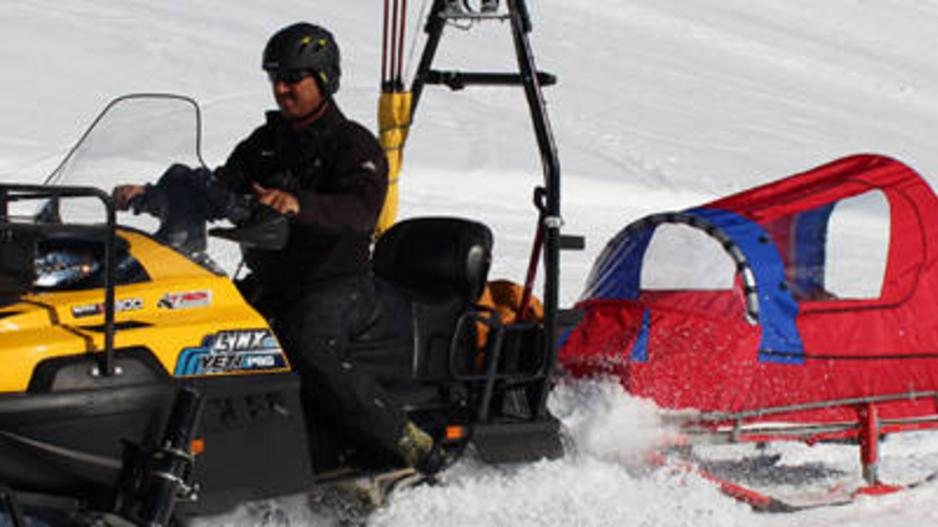 Rescue Sleds